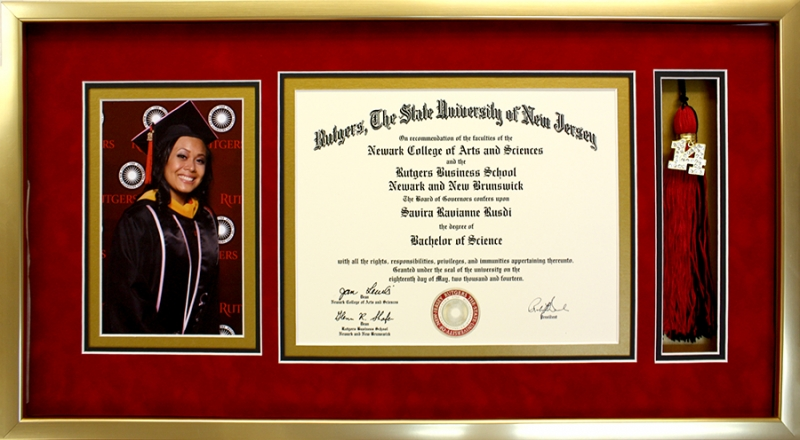Diplomas & Certificates | My Framing Store, Inc.