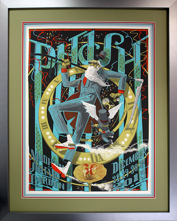 The Mimi Fishman Foundation to Auction Off Phish Memorabilia