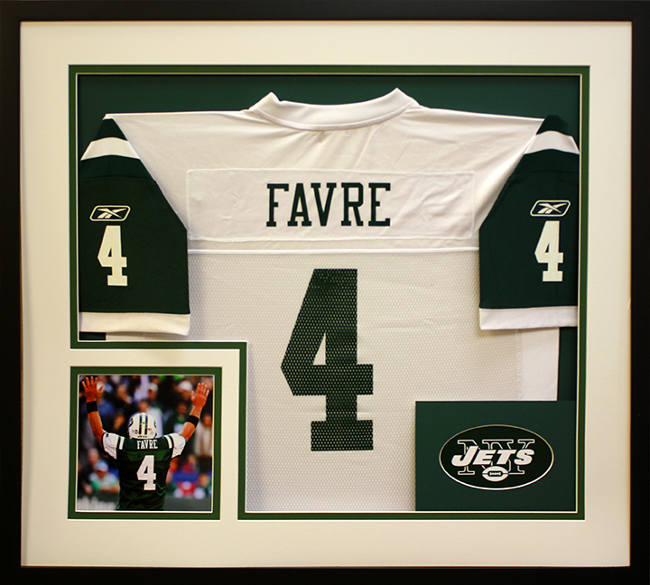 Sport Jerseys | My Framing Store, Inc.