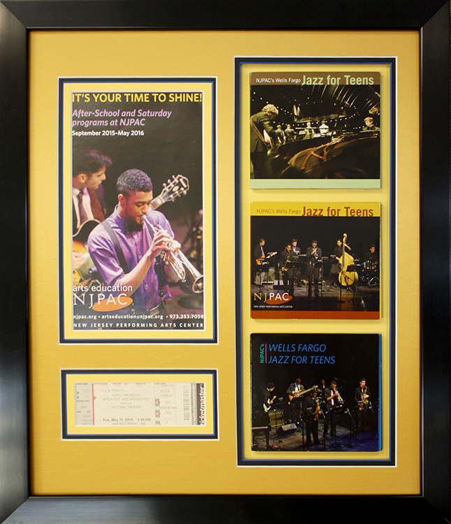 Music Memorabilia My Framing Store Inc
